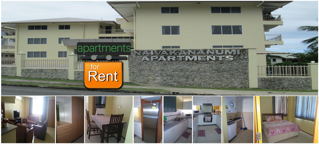 Naivakananumi Apartments - Flats Available